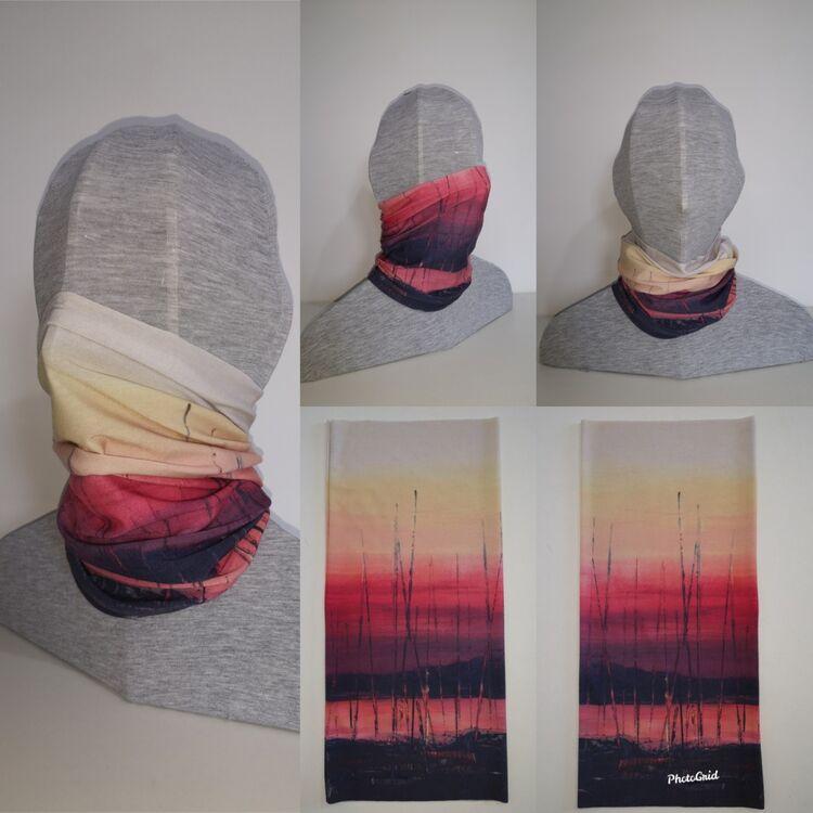 Masts at Sunset £15