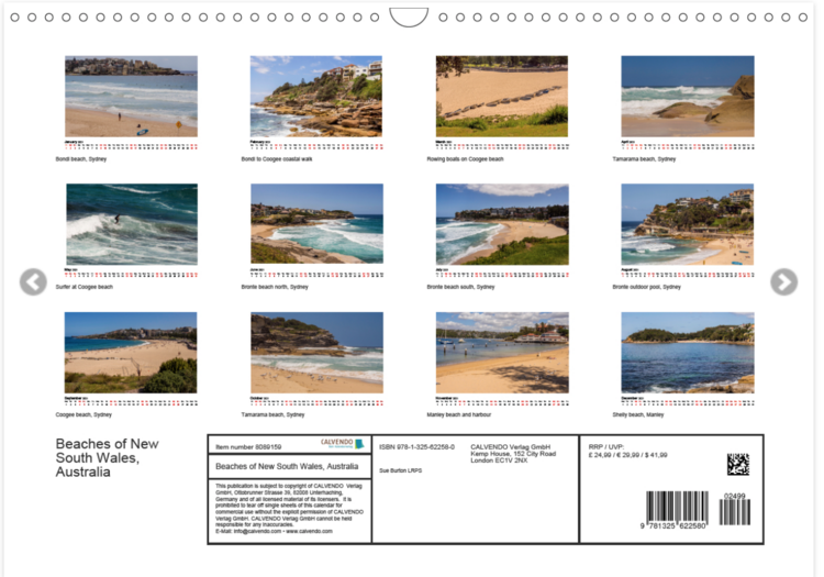 Beaches of New South Wales