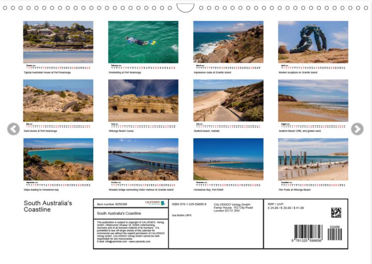 South Australia's coastline