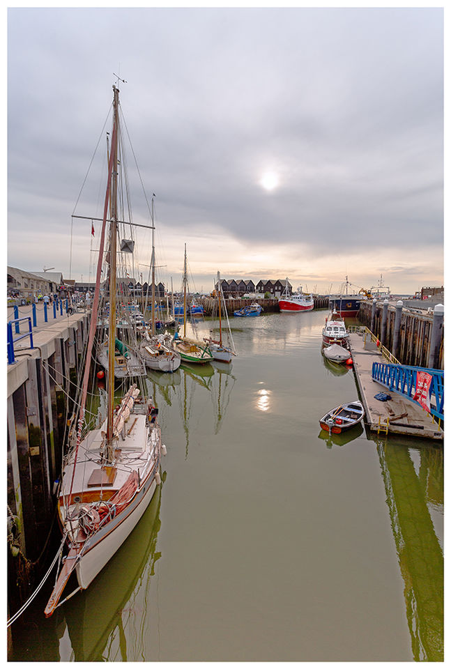 At the end of Harbour Day 2019