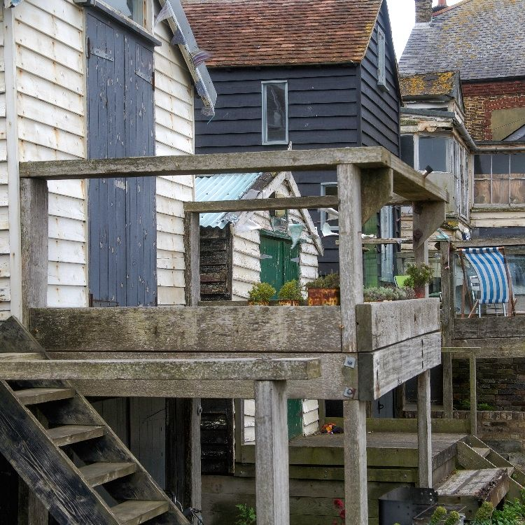 Windy Huts, Whitstable