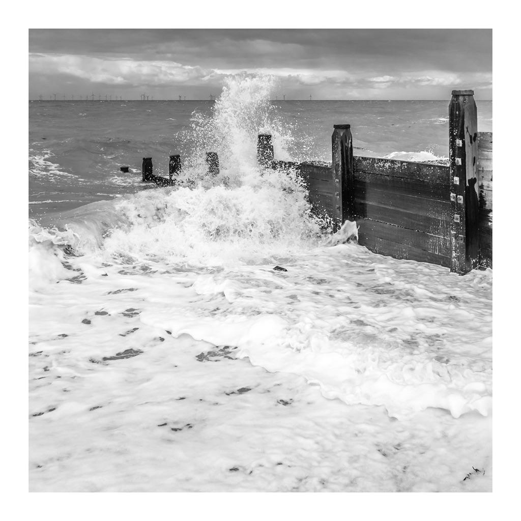 Break-waters Whitstable