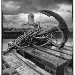 The Anchor and Bretts, Whitstable Harbour