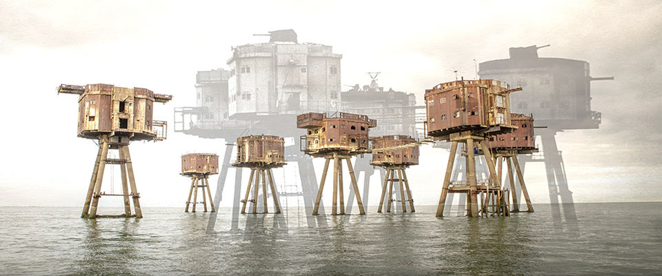 The Forts at War III. The Red Sands