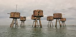 The Red Sands Forts II