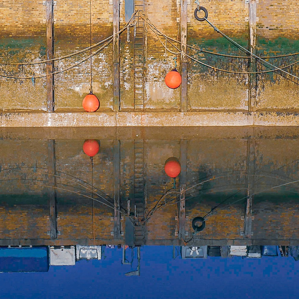 Reflected Harbour, Whitstable