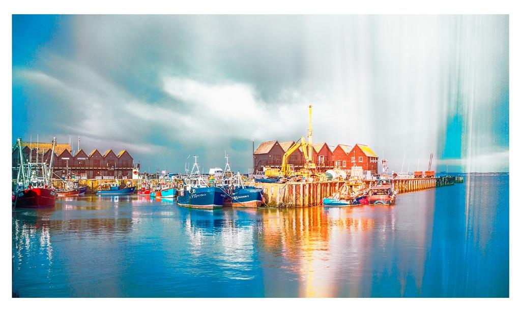 Summer Harbour, Whitstable