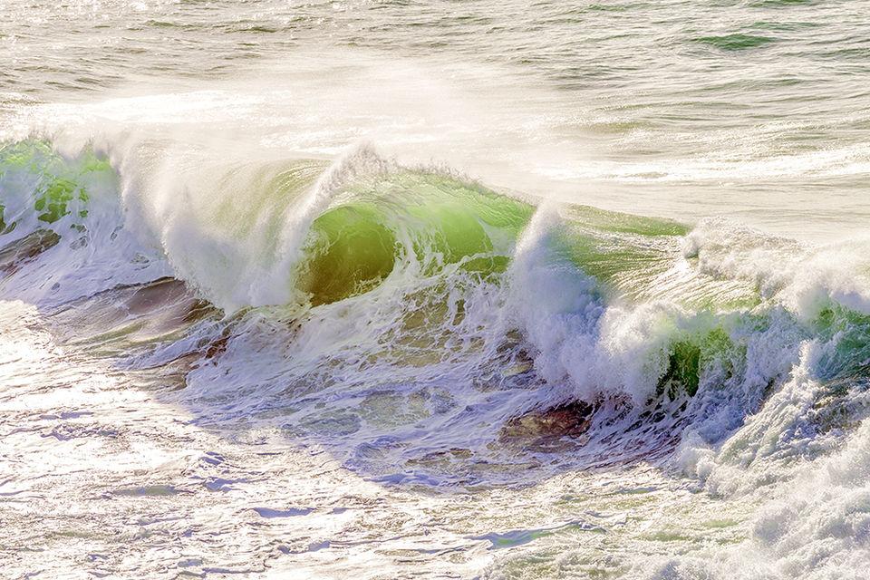 Wave watching III