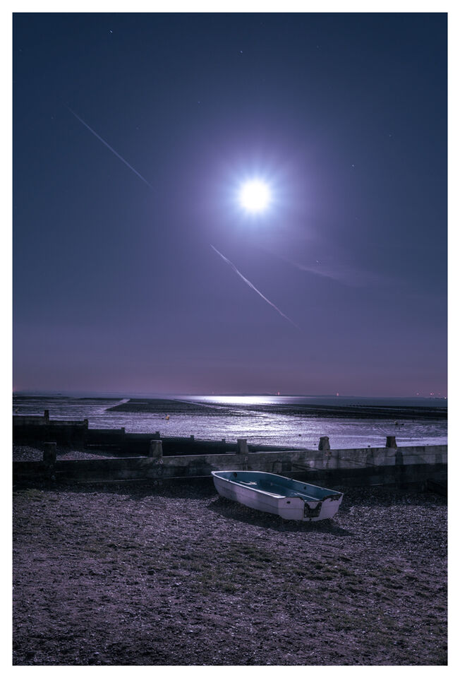 Snow Moon, Whitstable