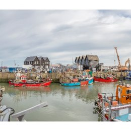 Harbour Panoramic, Whitstable