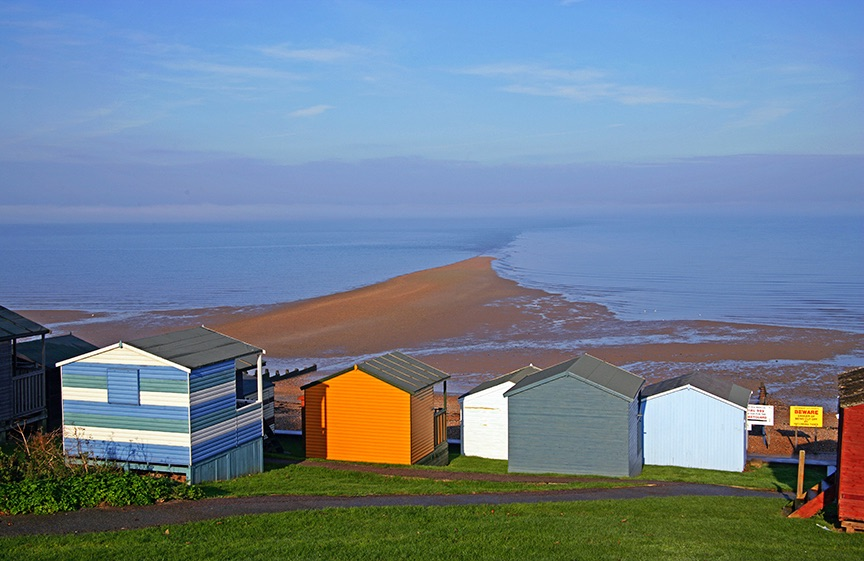 The Street and Huts, Tankerton