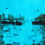 Blue Harbour  acrylic on canvas