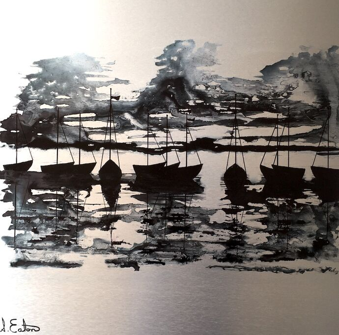 Inky Waters
