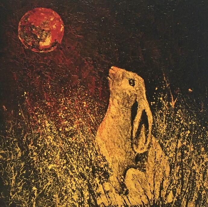 Moonstruck single card £2.50