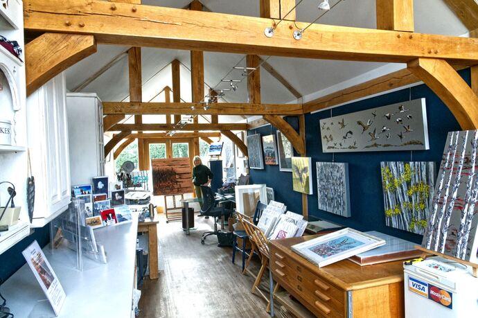 Vincents Studio & Gallery 2021