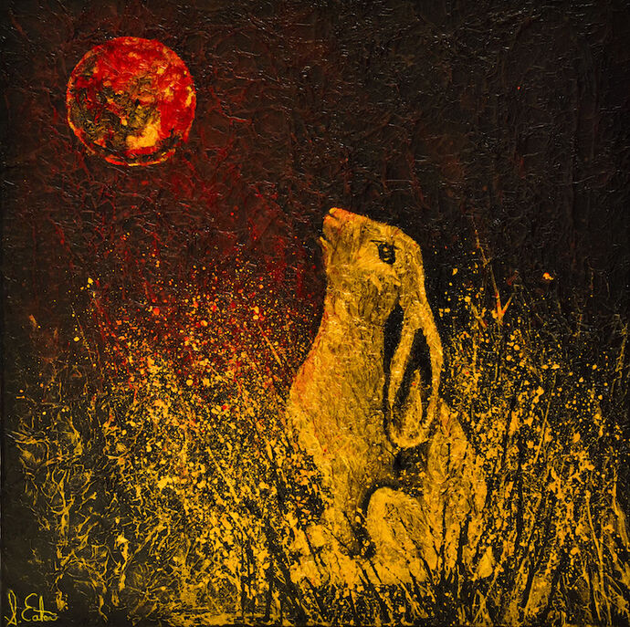 Moonstruck  Print