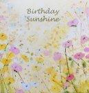 Birthday sunshine