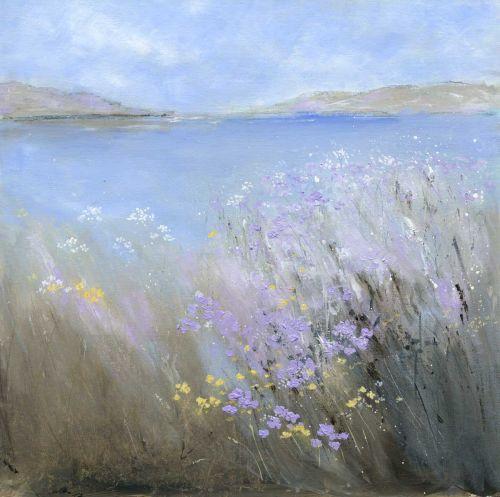 Accross the estuary