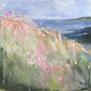 Spring seaside