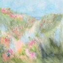 Wild flower sandunes