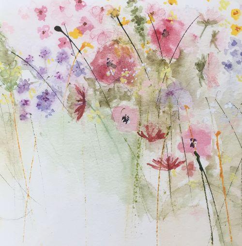 School room flowers