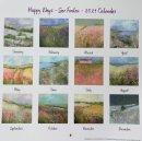 2021 Calendar back (SOLD OUT)
