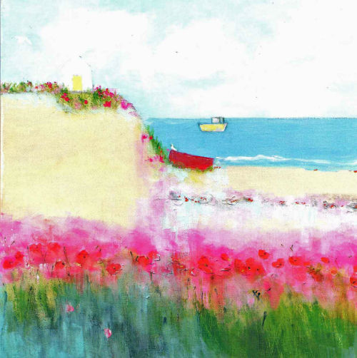 Poppies-and-seagulls