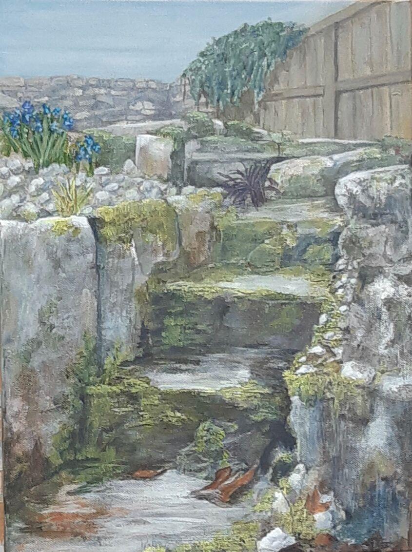A Yorkshire garden (Kirkbymoorside)