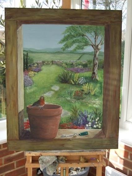Cheshire mural 2