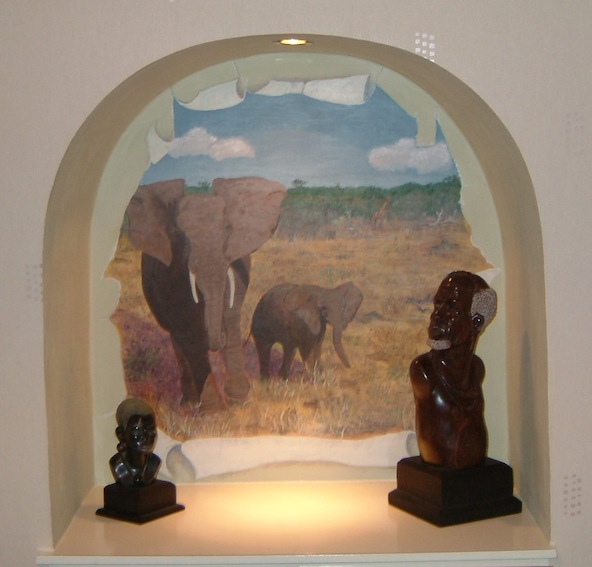 Elephants in the dining room