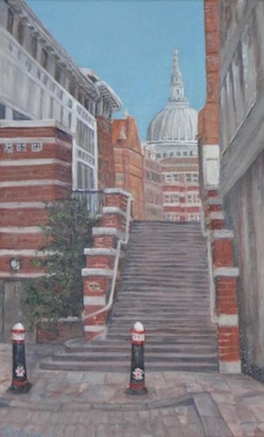 Pilgrim Street EC4