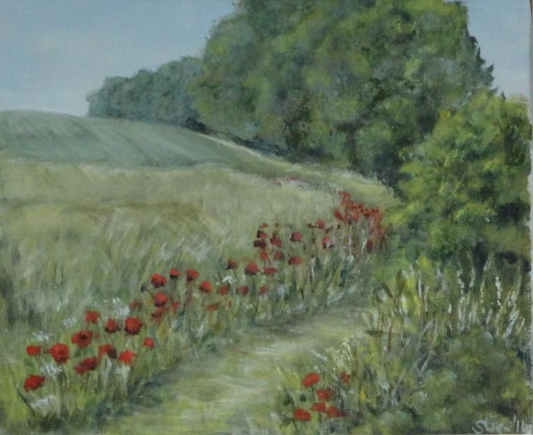 Wetherden Walk (Suffolk)