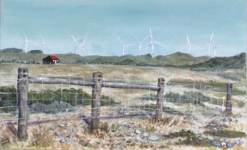 Red hut at Rye