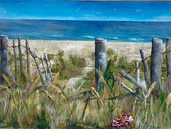 Sizewell Beach