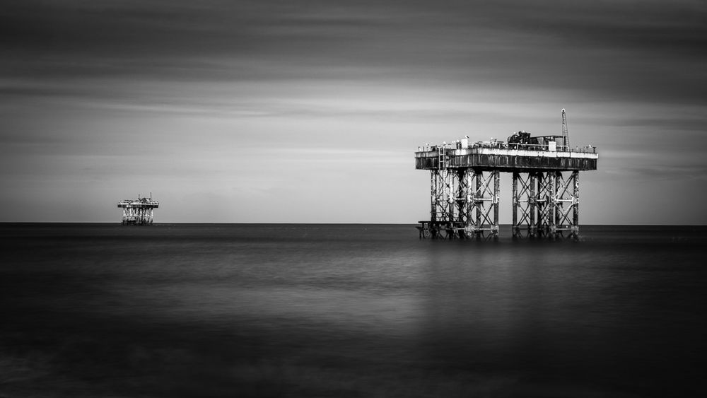 From Sizewell beach