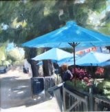 Cafe at Molesey Lock