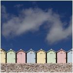 Beach Huts lll