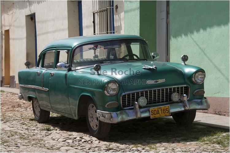 Green Car, Trinidad
