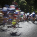 Cyclists Returning