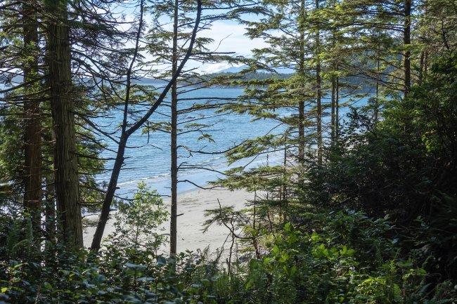 Tonquin Beach, Tofino, Vancouver Island