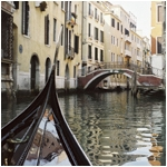 Passing Through, Venice