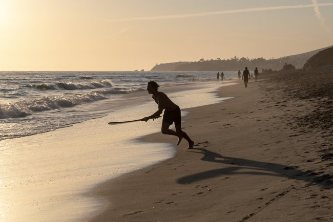 Surf, Laguna Beach, California