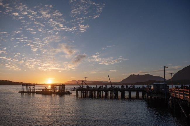 Tofino Sunset, Vancouver Island