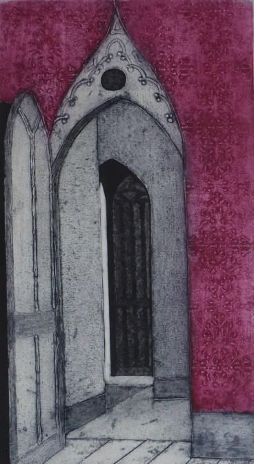 Strawberry Hill House Doorway