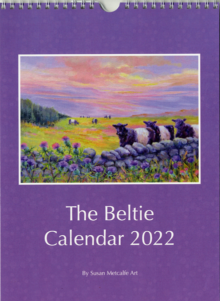 NOW IN STOCK BELTIE CALENDAR FOR 2022 CLICK ON IMAGE TO TAKE YOU TO THE SHOP PAGE.
