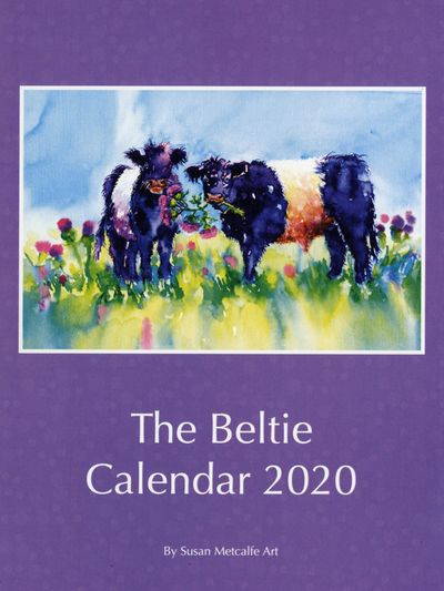 Beltie Calendar 2020 SOLD OUT