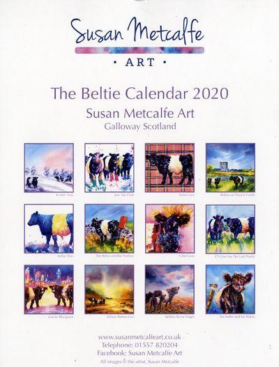 Beltie Calendar 2020