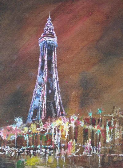 Blackpool Tower <font color=&quot;red&quot;>SOLD</font>