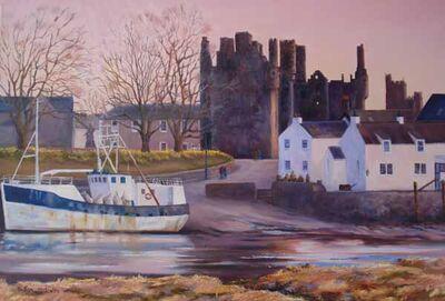 Kirkcudbright Evening