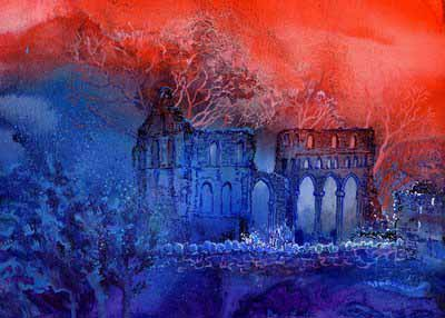 "Mystical Abbey <font color=""red"">SOLD</font>"